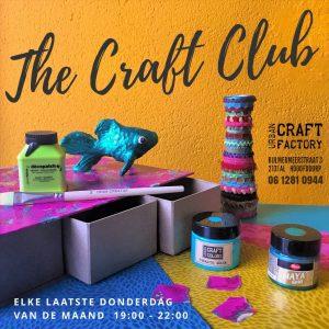 CraftClub 01 Workshops Hobbyclub