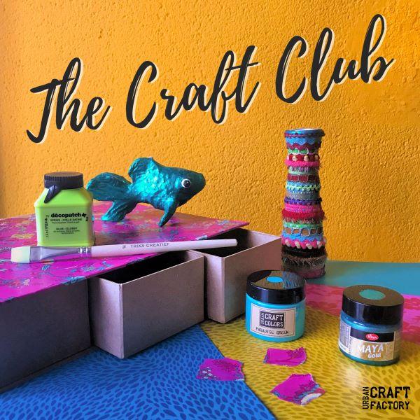 CraftClub 01 Urban Craft Factory